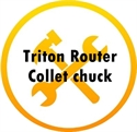 Picture for category Triton Router Collet Chuck