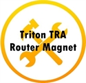 Picture for category Triton TRA Router Magnet Ring