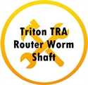 Picture for category Triton TRA Worm Shaft